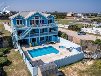 Photo for H.M.S. Pinafore | Oceanfront | Private Pool, Hot Tub