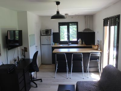 Photo for Single storey studio near Bordeaux city center