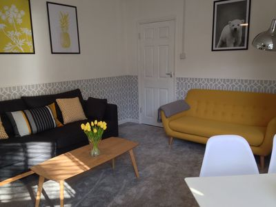 Photo for NEWLY REFURBISHED FLAT IN HEART FULHAM/CHELSEA