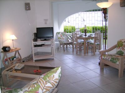 Photo for Beautiful one bed apartment on glorious West Coast  5 min's to Beach and Pool