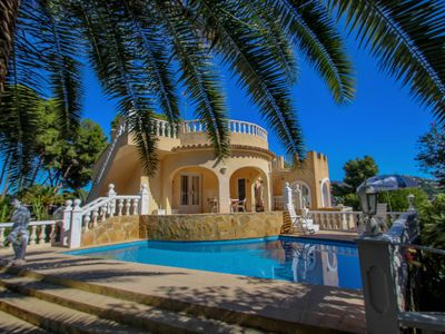 Photo for Leila - holiday home with private swimming pool in Moraira