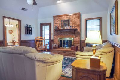 """""""This home is immaculate and comfortable.""""Lisa V"""
