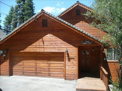 Photo for The Tahoe Donner Memory Maker Cabin