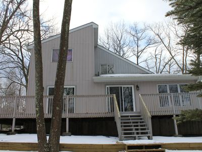 Photo for 2BR House Vacation Rental in Hawley, Pennsylvania