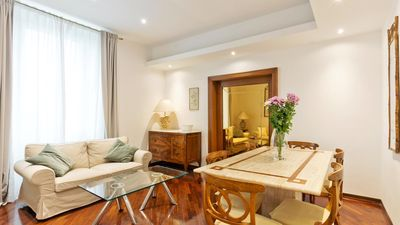 Photo for BIG FLAT IN THE HEART OF ROME COMPLETELY RENOVATED !!!!