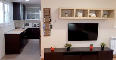 Photo for Quiet apartment in the geographical center of the Basque Country