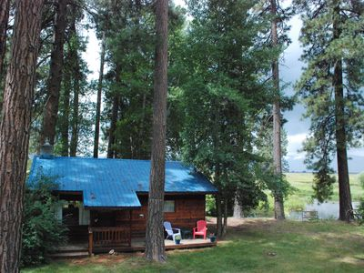 Photo for Crater Lake Bungalows - The Cabin On Crooked Creek