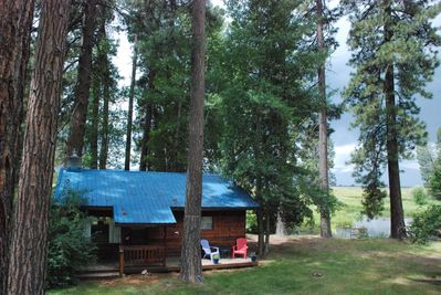 The Cabin on Crooked Creek