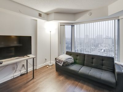 Photo for LUXURIOUS 2 BEDROOM IN YORKVILLE! (DOWNTOWN CORE)