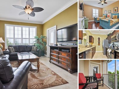 Photo for Windsor High-Rise   Top Floor Oversized Condo with Kids Bedroom