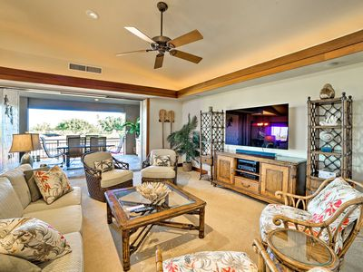 Photo for Luxury Mauna Lani Villages Golf/Ocean View/Private