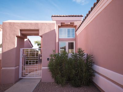 Photo for Gorgeous Mountain & Valley Views From Your Private Yard in Gated Community