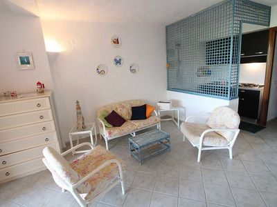 Photo for Apartment in the center of Porto Rotondo with Parking, Terrace, Garden, Washing machine (120275)