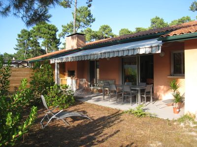 Photo for Contemporary villa in Cap Ferret close to beaches and shops