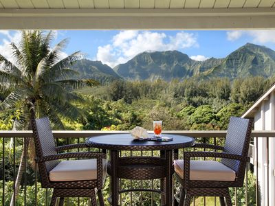 Photo for Hanalei Bay Resort #1537 & 1538 - GREAT HONEYMOON LOCATION WITH AC!