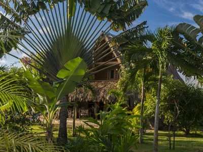 Photo for Chalet Tropical III, house of dreams, to venture into the tropical paradise of  DR