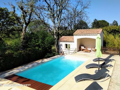 Photo for House / Villa - ST PRIVAT DE CHAMPCLOS