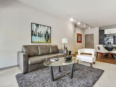 Photo for Sleek 1BR | Perfect for Traveling Nurses | Marina del Rey by GLS