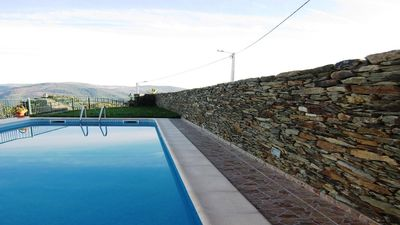 Photo for Cottage with pool located in the heart of the Douro