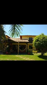 Photo for Opportunity: 3 bedroom house in condominium in the Right Corner of Geribá