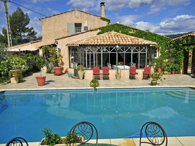 Photo for Magnificent 4 bedroom House in Cotignac (Q7668)