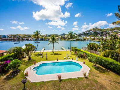 Photo for The Penthouse @ The Reserve Condominium is in the heart of Rodney Bay