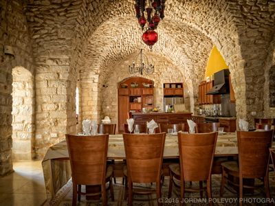 Family Friendly Luxurious Villa in the Old City of Tsfat