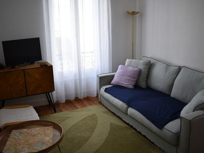 Photo for Large 1 Bedroom Apartment in Paris