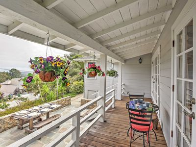 Photo for 2BR Aptos Cottage w/Deck & Views - 10 Min to Beach