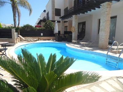 Photo for OCEAN MARE VILLA - THREE  BED WITH POOL - PROTARAS