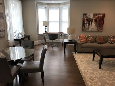 Photo for Luxury 2bd 1.5 ba plus 1 car parking in Pacific Heights