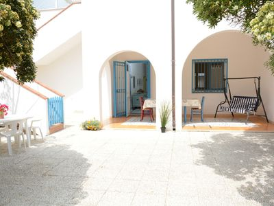 Photo for Villa Lucky just 50m from the beach of Punta Prosciutto