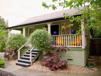 Photo for Napa Vacation Bungalow-Walk to downtown nightlife & shops! License: VR09-0023