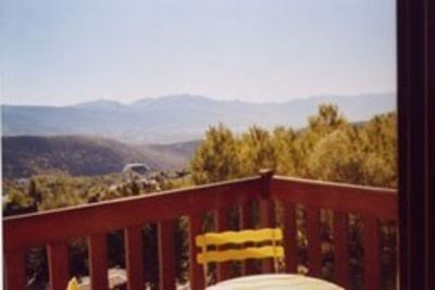 Photo for Pleasant and open view on the solar furnace and mountain