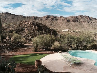 Photo for Amazing Views  Private Heated Pool and Spa