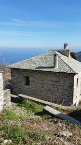 Photo for Traditional stony house in Pelion Kissos