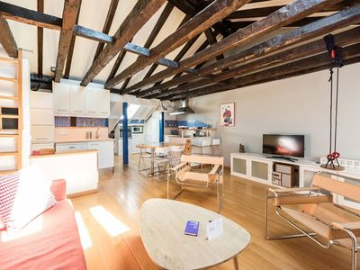Photo for Apartment in the center of Madrid with Lift, Internet, Washing machine, Air conditioning (727198)