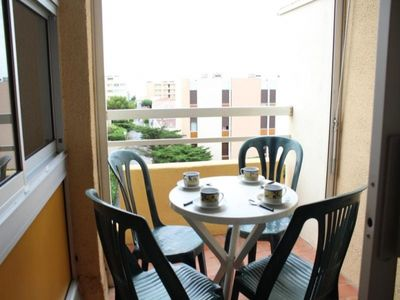 Photo for 1BR Apartment Vacation Rental in Port-la-Nouvelle