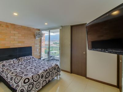 Photo for Moderno apartamento con buena ubicación - Modern apartment with great location