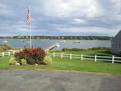 Photo for Waterfront with Private Dock on Town Cove!