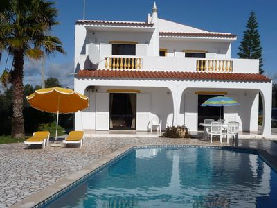 Photo for Gated Villa with Private Pool & modern security system. Sea and Country Views