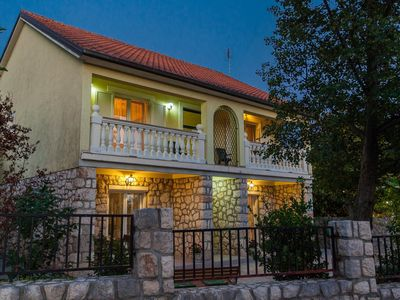 Photo for Cozy Holiday Home in Grižane with Swimming Pool