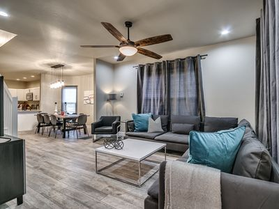Photo for **BEST LOCATION IN HEART OF OKC** Completely Renovated 4Bed/2.5Bath