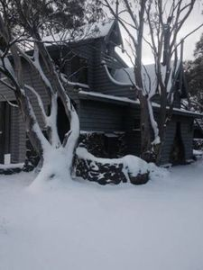 Photo for 'Bogong' a romantic chalet for couples
