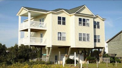 Photo for House Has An Elevator Bring The Whole Family! Covered Balconies, Water Views.