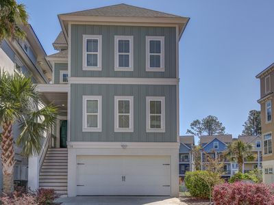 Photo for 118 Sand Castle Ct- Pristine 4 bedroom, 4.5 bath home located in Folly Field
