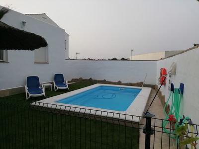 Photo for CONIL new house at 1 km walking village with wifi private pool and near beach
