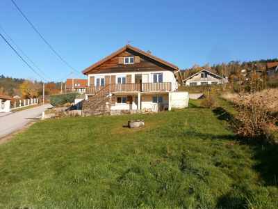 Photo for Cottage with magnificent lake view in Gérardmer, 8 persons