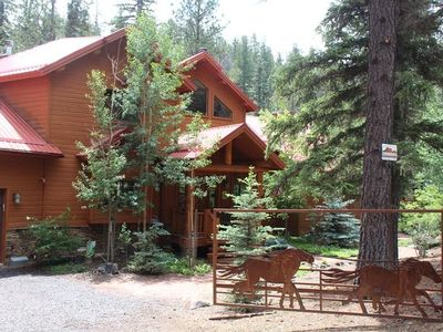 Photo for Silverbrook Cabin managed by Cabin Butler
