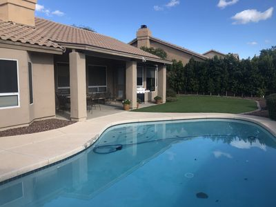 Photo for Spacious 3br home located 2 miles from Westworld and 3 miles from TPC Scottsdale